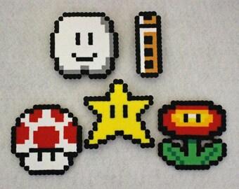 Super Mario Bros. 3 Extras Magnets