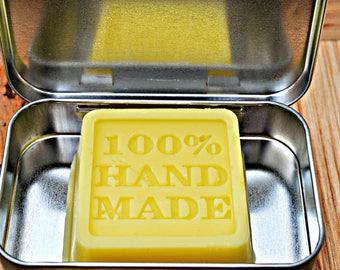 Dandelion Lotion Bar/Shea butter/Moisturizing/Organic/Natural /Healing