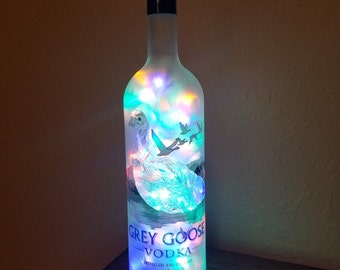 LED Grey Goose Light