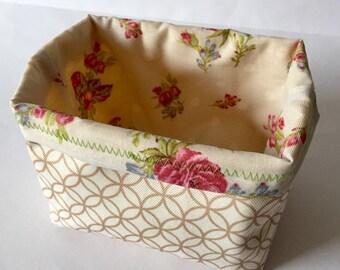 Fabric basket bread basket accessories storage Gift Organizer