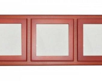 Cherry Wood Tile Frame