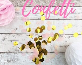 Pastel Tissue Paper Party Confetti
