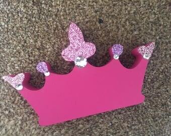Freestanding Wooden Crown
