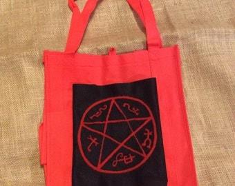 Supernatural Bag - Devil's Trap
