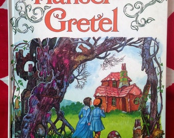 Hansel and Gretel ~ An Award Classic Fairy Tale Series ~ Vintage