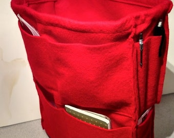 Art Backpack Drop in Organizer