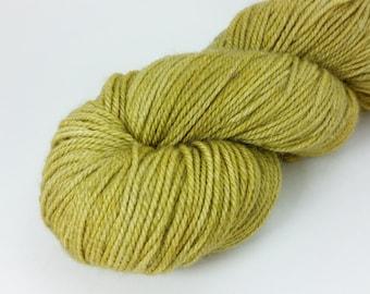 DK silk/Merino 50-50 gold