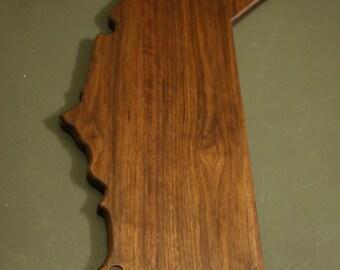 California Cutting Board - Walnut