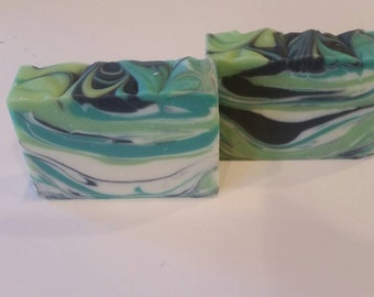 Avobath (Type) Scented Handmade Vegan Cold Process Soap