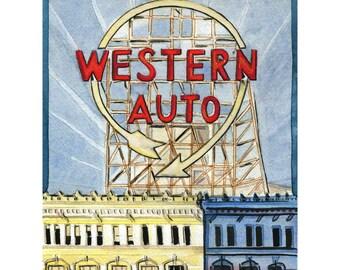 Western Auto (Small)
