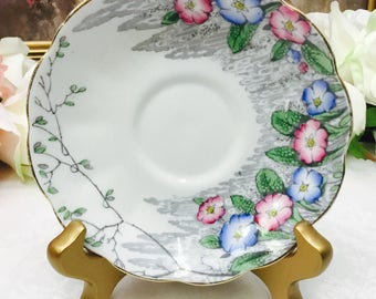 Royal Albert Crown China orphan saucer