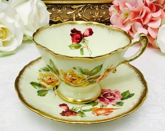 Hammersely teacup and saucer
