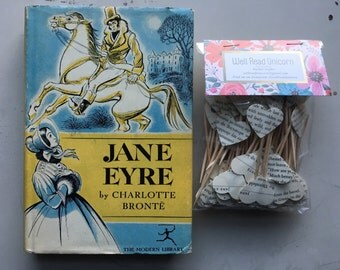 the eternal charm of jane eyre I wish, jane, i were a trifle better adapted to match with her externally tell me  now, fairy as you are—can't you give me a charm, or a philter, or something of  that.