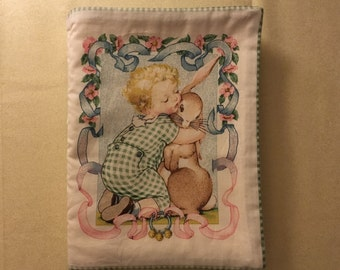 Children's cloth book