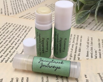 Rosemary Peppermint Lip Balm