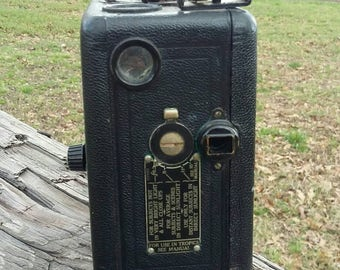 Vintage Cine Kodak Model B Film Movie Camera