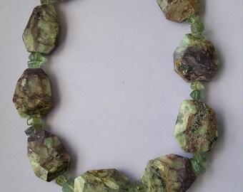 Saki 925 Stone Necklace