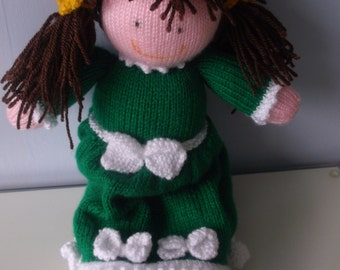 Hand Knitted Rag dolls