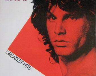 Vinyl Record - The Doors Greatest Hits - 1980