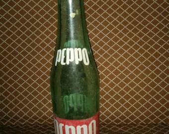 Vintage Peppo Bottle