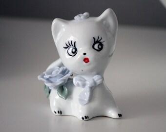 Blue Rose Kitten