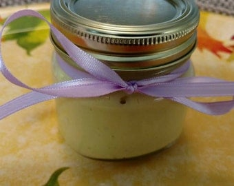 Whipped Shea Butter Cream with Argan Oil 8oz.
