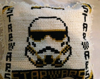 Star Wars pillow typical Arraiolos