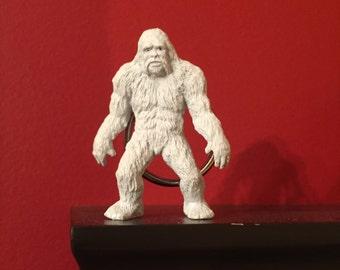 Cryptozoology Keychains! Yeti/Abominamble Snowman