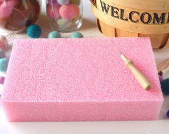 The Dream Needle Felting Mat - Large (10x6x2in.)