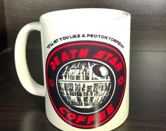 Death Star Coffee 11oz Mug