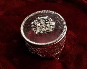Intricate Jewelry Box/Trinket Holder