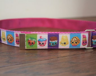 Shopkins - Kids' Adjustable Velcro Belt
