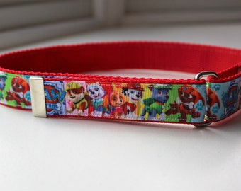 PAW Patrol Child/Toddler Adjustable Velcro Belt