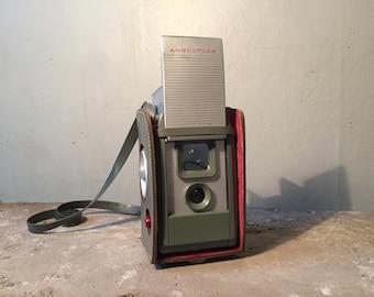 mid century anscoflex dual lens camera