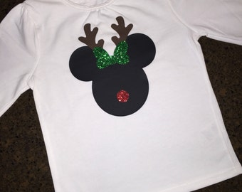 Mouse Vacation Shirt, Kid's Christmas Shirt, Family Christmas Shirts, Mouse Shirts, Mouse Christmas, Disney Inspired Shirt, Family Vacation