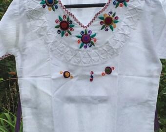 La Anita Floral Top - Small