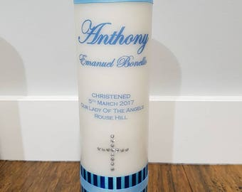 Christening/Baptism Candle