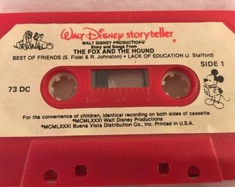 Disney Storyteller Tape