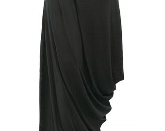Black high waist skirt, Black long skirt, Black skirt plus size, Boho skirt, Casual skirt, Long black skirt, Long maxi skirt, Long skirt