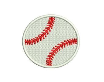 BASEBALL EMBROIDERY Design Softball Embroidery Design Fill Design Machine Embroidery Instant Download ER158F