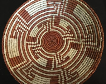 Woven Wall Basket