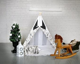 Teepee, play - model adventure tent