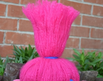 Crochet Pattern For Troll Hat : Poppy hat Etsy