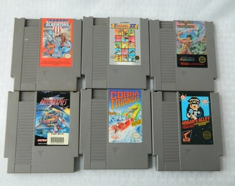 Nintendo games 7.95 each