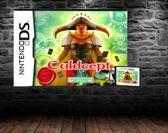 Culdcept - Tactical Card-Based Action - DS - English Translation - Culdcept DS
