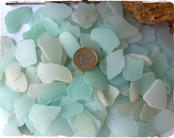 Bulk Craft SEA GLASS Lot 50 200 Set,crafts And Jewelry,real Glass