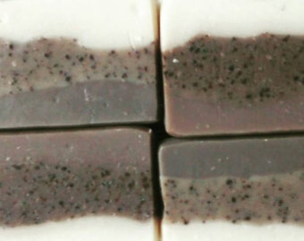 Coffee Scrub Coconut Milk Soap