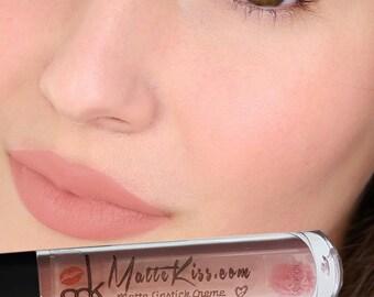 Mattekiss 24 Hours Long Lasting Carnation Matte Liquid Lipstick