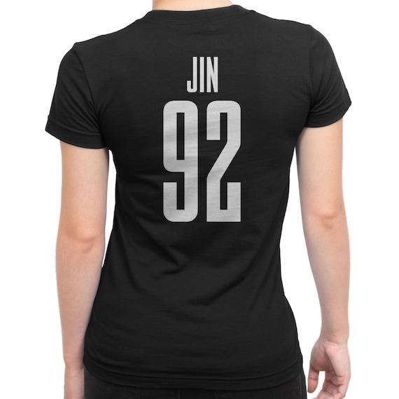 BTS Jin 92 Ladies T-SHIRT