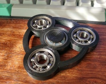Orbital Triple EDC Spinner Fidget Toy